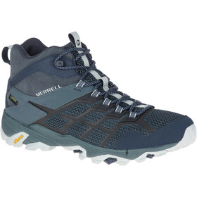 Merrell Moab FST 2 Mid GTX Shoes Men Navy/Slate